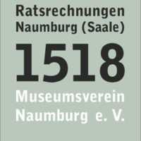 Ratsrechnung 1518